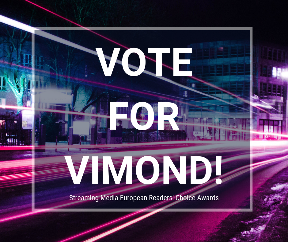 Vote for Vimond! (1)