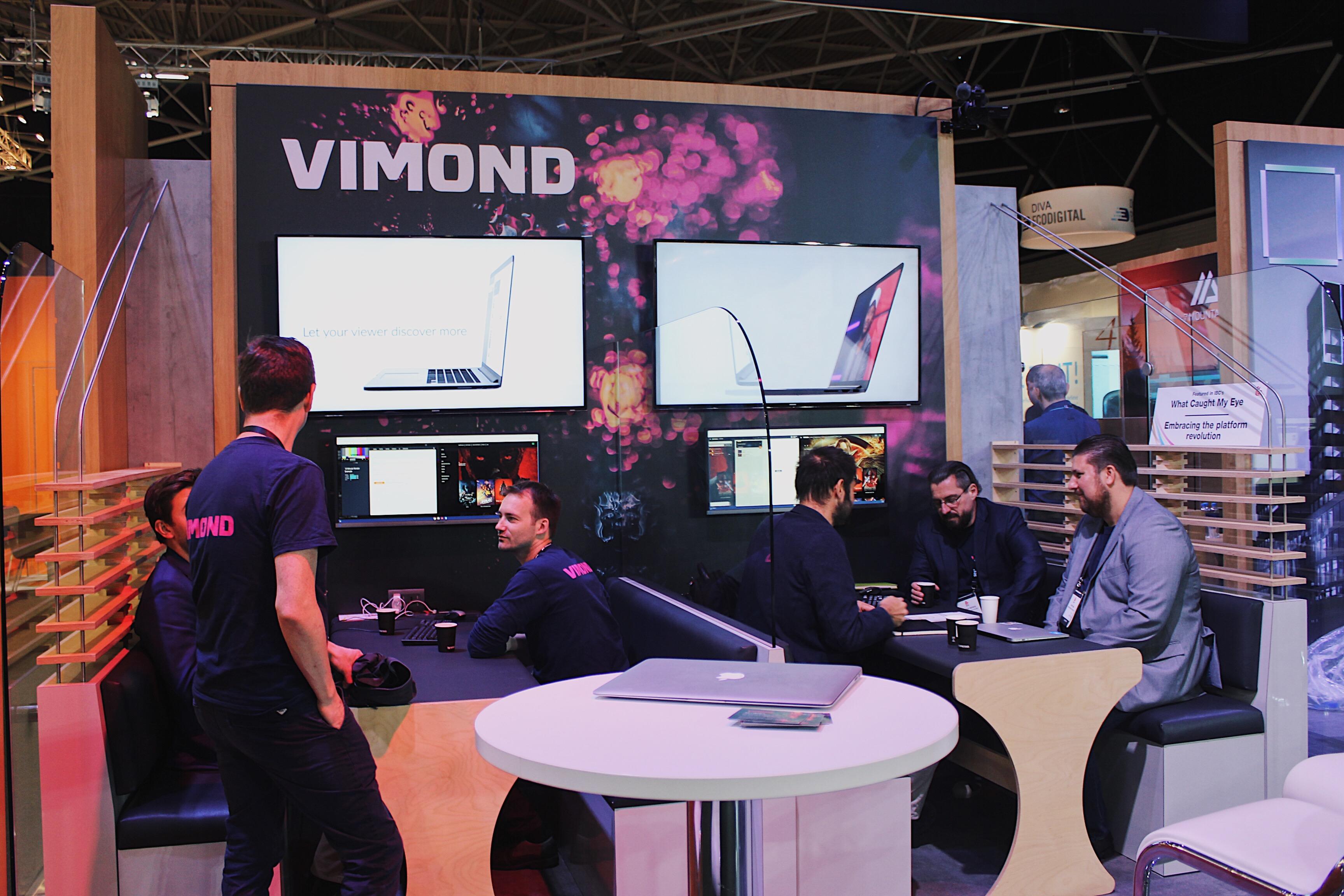 IBC 2019 Vimond